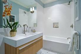 A Look That Is Never OutofDate White Subway Tile - Bathrooms with white tile