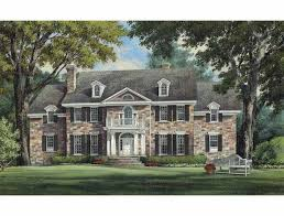 colonial home plans best 25 four bedroom house plans ideas on one floor