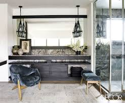 Elle Decor Celebrity Homes Celebrity Homes Courtney Coxat At Her Home In Malibu California
