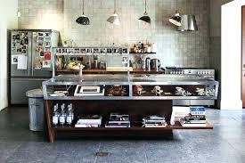 industrial kitchen furniture modern industrial kitchen table inoweb info