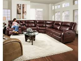motion sofas and sectionals southern motion maverick reclining sectional sofa with contemporary