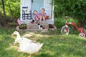 bryarton farm the patriotic playhouse simple touches of