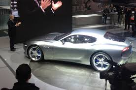 maserati merak concept maserati at it again the alfieri concept neogaf