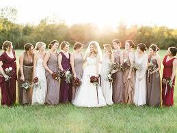 fall bridesmaid dresses fall wedding by kristen kilpatrick wedding weddings and