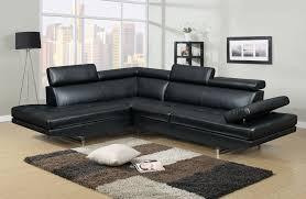 canapé d angle noir et gris deco in canape d angle gauche design rubic noir angle gauche