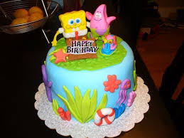 spongebob cake ideas spongebob squarepants birthday cake ideas clash of clans cake