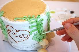 wedding cake tutorial woodland cake in buttercream free tutorial my cake school
