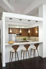 cuisine avec bar hauteur bar cuisine americaine hauteur plan bar cuisine