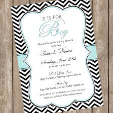 Elegant Baby Shower by B Is For Boy Elegant Baby Shower Invitation Boy Baby Shower