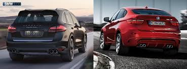 Porsche Cayenne Specs - bmw x6m vs porsche cayenne turbo the heavy weight german comparo