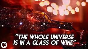 the universe in a glass of wine richard feynman remixed youtube
