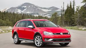 vw volkswagen 2017 2017 volkswagen golf alltrack wagon review with price horsepower