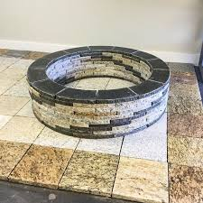 Granite Fire Pit by 17 Best Outdoor Living Images On Pinterest Outdoor Living