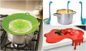 accessoire de cuisine design accessoire cuisine cuisine équipée blanc et bois pinacotech
