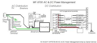 rv distribution panel wiring diagram rv wiring diagrams