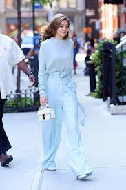 I Love Gigi Baby Clothing This Is The Colour You Should Be Wearing According To Gigi Hadid