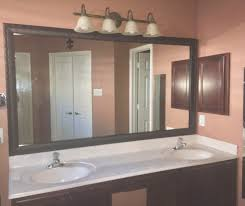 bathroom best bathroom mirror makeover interior decorating ideas