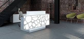 Small Hair Salon Modern White White Hair Salon Reception Desk Ayresmarcus