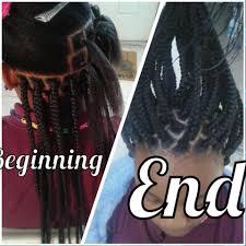 rubber bands box braids hair styles pinterest box braids