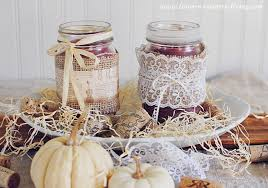 jar candle ideas how to make jar candles town country living