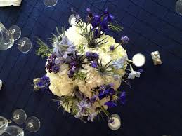 Silver Wedding Centerpieces by Navy Blue Silver Wedding Centerpieces Wedding Reception Guest