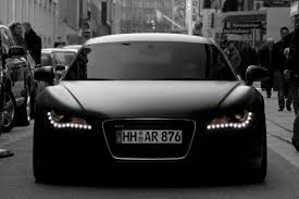 Audi R8 All Black - all sizes audi r8 matt black flickr photo sharing