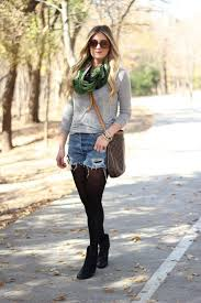 20 style tips on how to wear shorts in winter ideas gurl com
