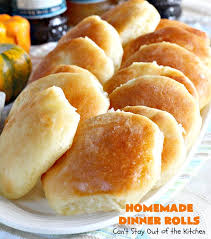 dinner rolls can t stay out of the kitchen