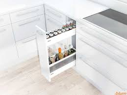 Narrow Cabinet From Blum Kitchen Renovation Idea Williams Cabinets - Blum kitchen cabinets
