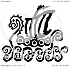 clipart of a black and white viking ship sketch royalty free
