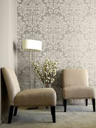 large wall stencil fabric damask allover stencil for easy diy