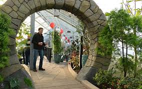 Erie Botanical Gardens Water Features Create Sense Of Calm In New Asian Exhibits At