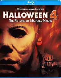 halloween 4 the return of michael myers dvd release date