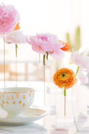 flower table diy floating flower table display floating flowers display and