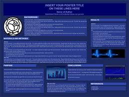 scientific poster design and layout fonts colors contrasts