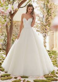 gown wedding dresses duchess satin and tulle gown wedding dress style 6831 morilee