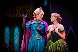 frozen live hyperion costumes magical