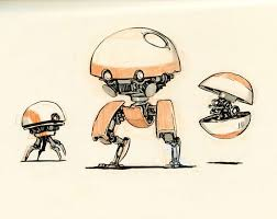 some cool bots from our friend jake parker check out jake u0027s