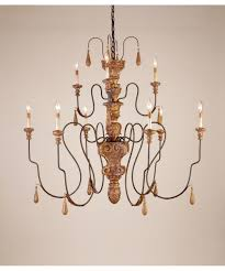 Currey Lighting Fixtures Currey And Company 9324 Mansion 48 Inch Wide 9 Light Chandelier