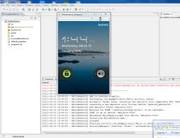 android sdk eclipse quantum support some screenshots android development java jdk