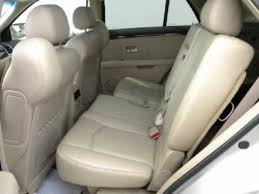 seat covers for cadillac srx 2008 cadillac srx rwd v6 auto leather sunroof 3rd seat certified