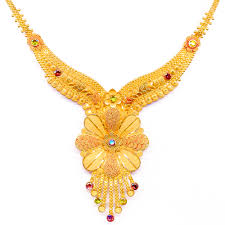 gold necklace designs with weight and price gold necklace