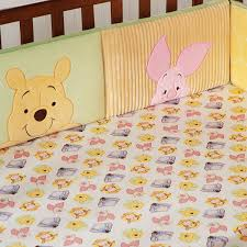 Baby Disney Crib Bedding by Peeking Pooh Premier Bedding Collection Disney Baby