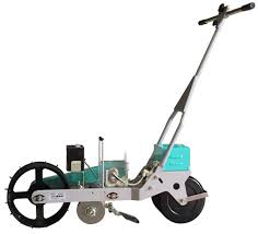 Walk Behind Seed Planter by Sutton Ag Seed Ace Vacuum Seeder