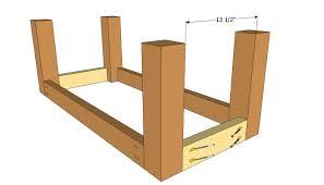 100 simple garden bench plans pdf wooden garden bench plans hi