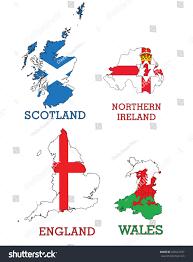 Map Of British Isles Map British Isles Uk Great Britain Stock Vector 325623107
