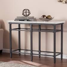 harper blvd dirby convertible console dining table living room