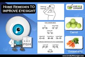 Cure For Night Blindness Home Remedies To Improve Eyesight Better