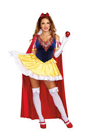 snow white costumes halloweencostumes com