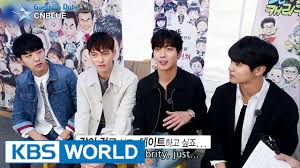 dramanice entertainment weekly guerrilla date with cnblue entertainment weekly 2016 04 15 youtube